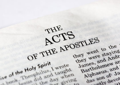 #14 Acts – Relationships in Ministry