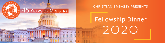 Washington, DC Virtual Fellowship Event